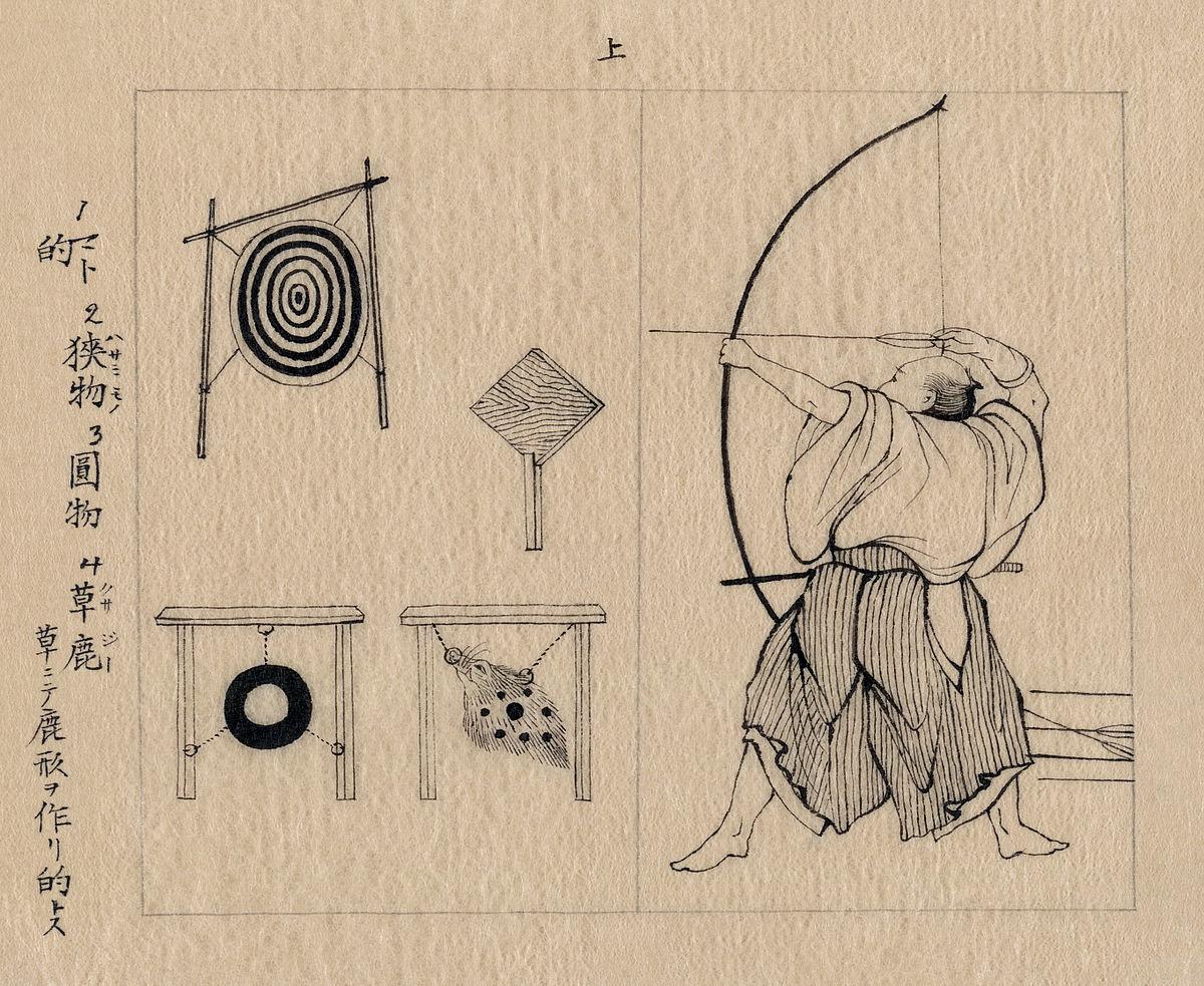 1200px-Japanese_archer_1878b
