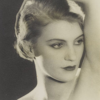 Lee Miller by Man Ray (1930)